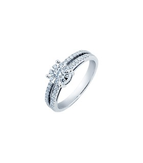 Diamond ring 0.44ct - ABA1248/20