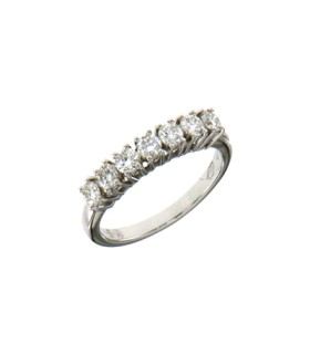 Eternity diamond ring 0.66ct - BR019/EE020