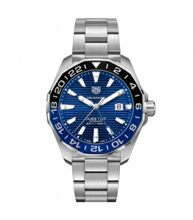 Tag Heuer Aquaracer GMT Automatic 43MM - WAY201T.BA0927