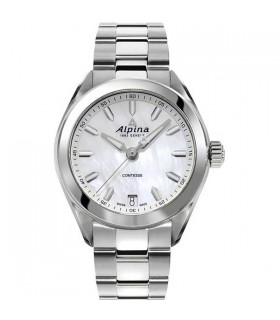 Comtesse white Quartz watch 34MM - AL/240MPW2C6B