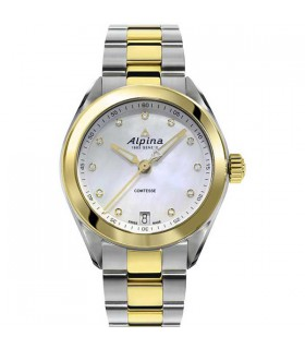 Comtesse Two-tone Quartz watch 34MM - AL/240MPW2C6B