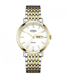 Rotary Windsor Two-Tone Quartz 37MM - GB05301/01