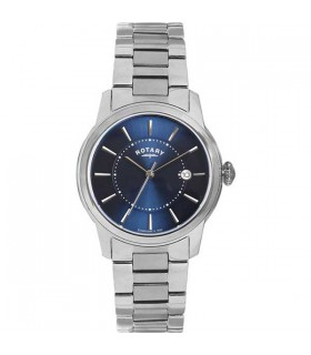 Lorcano blue face SS Quartz 38MM - GB02770/05