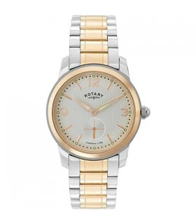 Cambridge Bicolor Quartz 37MM - GB02701/01