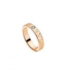 BULGARI BULGARI ring RG 0.04 size:51 - AN854185 - 341822