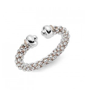 Fope open bangle silver - 212AG-1G BBR