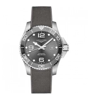 Hydroconquest Grey Quartz 43MM - L3.782.4.76.9
