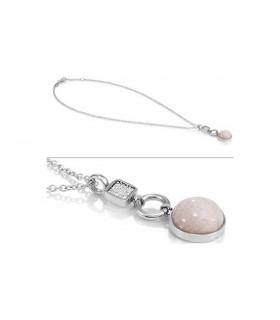 Grace Pink Aventurine necklace - 043617 027