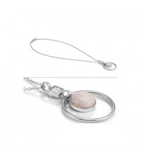 Grace Pink Aventurine necklace - 043618 027