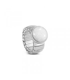 Grace White Jade ring - 043603 028