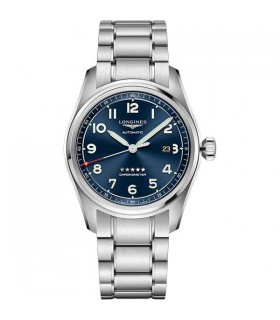 Spirit blue Automatic watch 42MM - L3.811.4.93.6