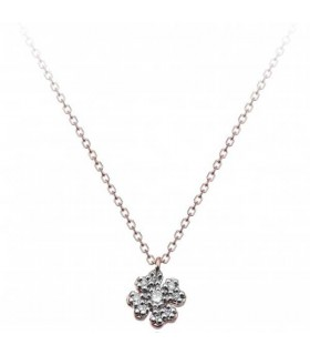Love in flower pendant 18RG - 1G09614BB6450