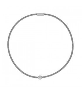 Star Dust Silver Round Necklace - 5020.2634
