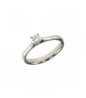 Solitaire diamond ring 0.3ct - Z634/20