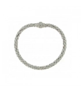 Stretch Classic Bracelet White gold - 1B00856ZB5180
