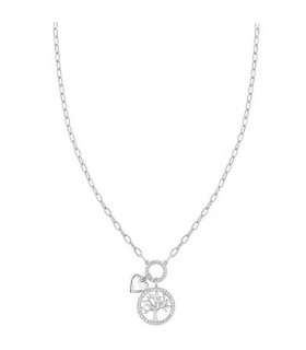 Nomination Tree of Life silver necklace - 148401 005