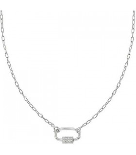 Nomination CHARMING necklace silver rectangle - 148503 014