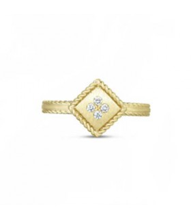 Roberto Coin Palazzo Ducale yellow gold ring - ADR777RI2844