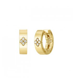 Roberto Coin Love in Verona earrings 18YG - ADR888EA2013