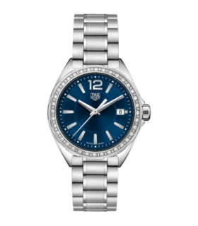 Formula 1 Blue Diamonds Quartz - WBJ1316.BA0666
