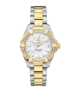 Aquaracer Diamonds Quartz Watch 32MM - WBD1321.BB0320