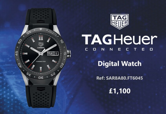 Sale on Tag Heuer Connected Watch – SAR8A80.FT6045