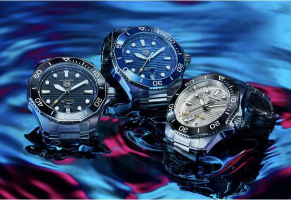 New Tag Heuer Aquaracer Professional 300
